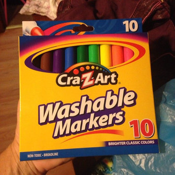 Photo of Cra-z-art Corporation Cra-z-Art Washable Markers Classic 10CT(Case of 12) uploaded by Tammie C.