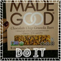 Made Good, Granola Bar, Organic Chocolate Chip, Pack of 6, Size - 6/5 OZ, Quantity - 1 Case [] uploaded by Paula C.