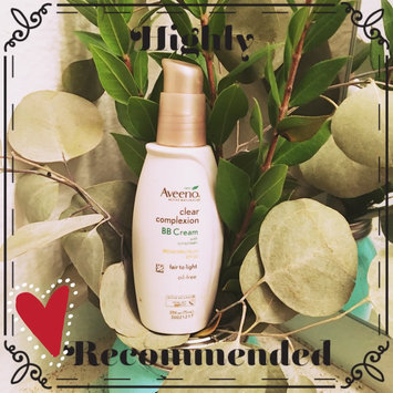 Aveeno Clear Complexion BB Cream uploaded by Teresa M.