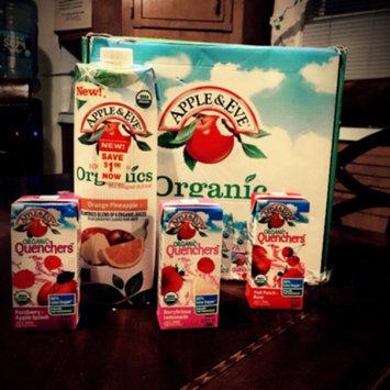 Photo of Apple & Eve® 100% Juice Organics Orange Pineapple Juice uploaded by Evelyn c.
