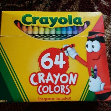 Photo of Crayola Crayons  64ct uploaded by Becky R.