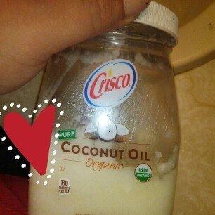 Crisco® Pure Organic Coconut Oil 27 fl. oz. Jar uploaded by Amanda W.