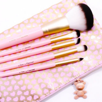 Too Faced Pro-Essential Teddy Bear Hair Brush Set uploaded by Kara J.