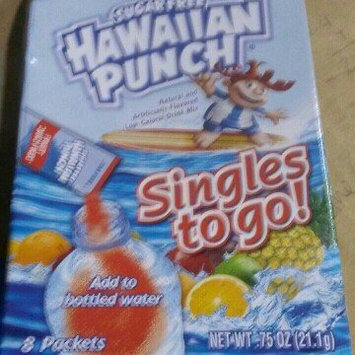 Photo of Hawaiian Punch, Sugar Free Fruit Juicy Red, 8-count Package (Pack of 4) uploaded by Vernon I.