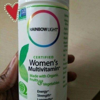 Rainbow Light Certified Organics Women's Multivitamin Vegetarian Capsules - 120 CT uploaded by Ebony G.