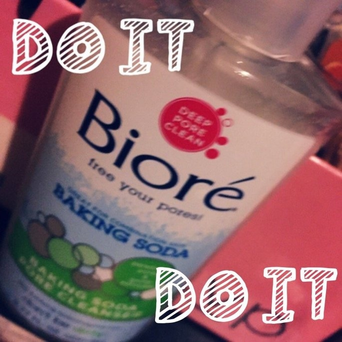 Bioré® Baking Soda Pore Cleanser uploaded by Stacy M.