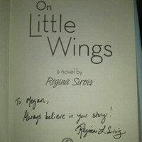 On Little Wings (Hardcover) uploaded by Megan B.