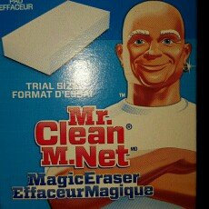 Photo of Mr. Clean Magic Eraser Original uploaded by Brendalee R.