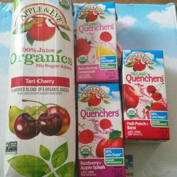 Photo of Apple & Eve® 100% Juice Organics Tart Cherry Juice 33.8 fl. oz. Carton uploaded by Lucy H.