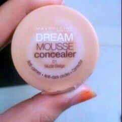 Maybelline Dream Matte Mousse Concealer Corrector uploaded by blue n.