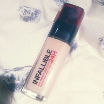 L'Oreal Paris Loreal Infallible Stay Fresh Foundation 24h uploaded by Charlotte M.