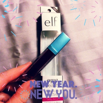 e.l.f. Cosmetics Aqua Beauty Radiant Gel Lip Stain uploaded by Sarah C.
