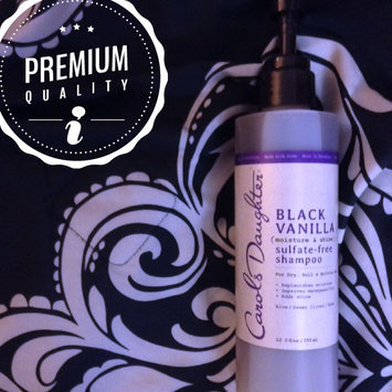 Carol's Daughter Black Vanilla Moisture and Shine Sulfate-Free Shampoo uploaded by Shai C.