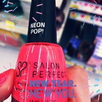 Salon Perfect Neon Pop! Professional Nail Lacquer, 518 Copacabana Girl, 0.5 fl oz uploaded by Sophie F.