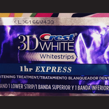 Photo of Crest 3d White Vivid Teeth Whitening Strips 12 Count uploaded by Danielle W.