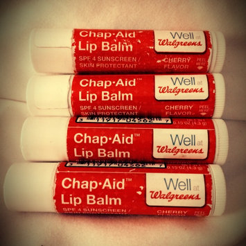 Walgreens Chap-Aid Lip Balm SPF 4 uploaded by Claire C.