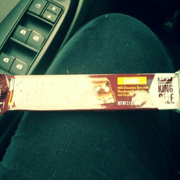 Photo of Hershey's Caramel Cookie Layer Crunch Chocolate Bars 6.3 oz. Bag uploaded by Michele T.