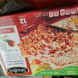 Photo of Stouffer's Lasagna With Meat & Sauce uploaded by Indira H.