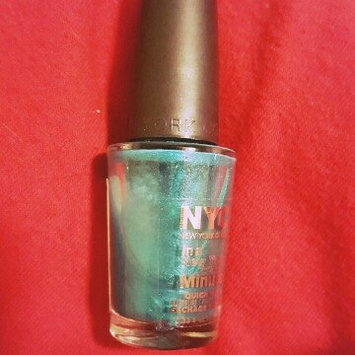 Photo of In a New York Color Minute Quick Dry Nail Polish uploaded by Sierra K.