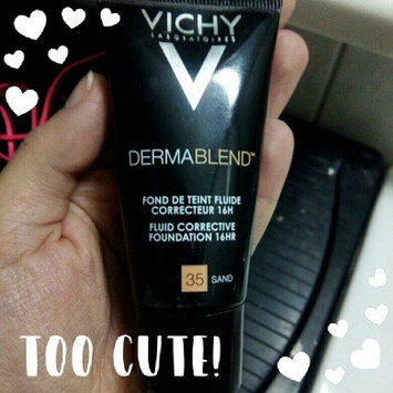 Photo of Vichy Dermablend Fluid Corrective Foundation Nude 25 uploaded by ελενη μ.