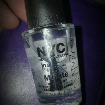 Photo of New York Color In A New York Color Minute Nyc In A Minute Quick Dry Nail Polish uploaded by Margarita T.