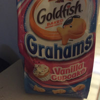 Pepperidge Farm Goldfish Grahams Vanilla Cupcake Graham Snacks uploaded by Staci W.