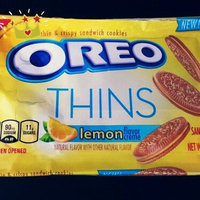 Nabisco Oreo Thins Lemon Creme Sandwich Cookies 10.1 oz. Pack uploaded by Sherry M.