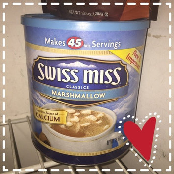 Swiss Miss Milk Chocolate with Marshmallow Hot Cocoa Mix uploaded by Patricia B.