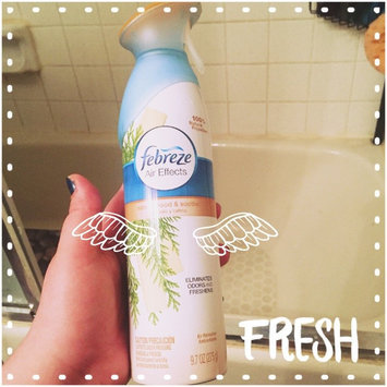 Photo of Air Effects Febreze Air Effects Sandalwood & Soothe Air Freshener (1 Count, 9.7 oz) uploaded by Judi P.