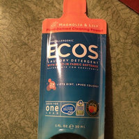 Earth Friendly Products Ultra ECOS Free & Clear Laundry Detergent 2X uploaded by Laura K.