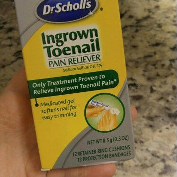 Photo of Dr. Scholl's Ingrown Toenail Pain Reliever - 24 CT uploaded by Hollie B.