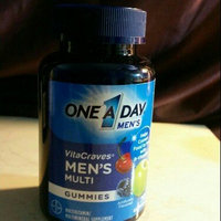 One A Day VitaCraves Men's Multivitamin Gummies, Fruit, 70 ea uploaded by Marissa b.