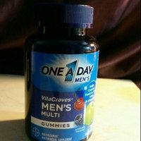 One A Day VitaCraves Men's Multivitamin Gummies, Fruit, 70 ea uploaded by Marissa b.