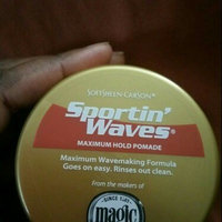 Magic Shave Sportin' Waves Pomade uploaded by MONEKA S.
