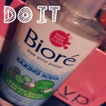 Photo of Bioré® Baking Soda Pore Cleanser uploaded by Stacy M.