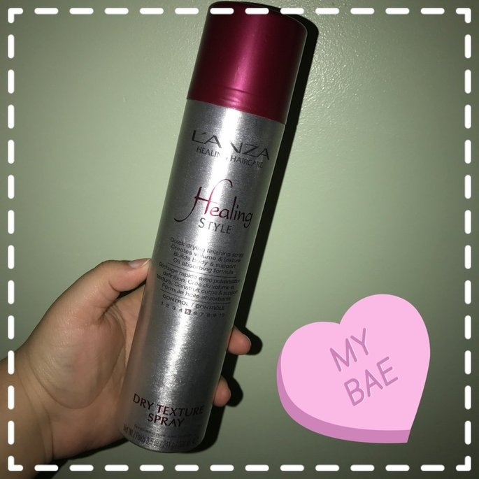 L'anza Healing Haircare L'Anza Healing Style Dry Texture Spray (300ml) uploaded by Jennifer R.