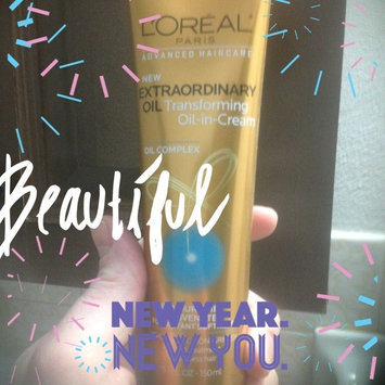 L'Oréal Advanced Haircare Extraordinary Oil Collection uploaded by Heather M.
