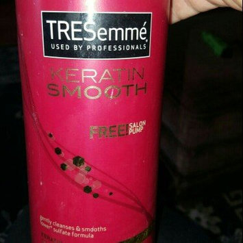 TRESemmé Keratin Smooth Salon Pump Shampoo  uploaded by Julie H.