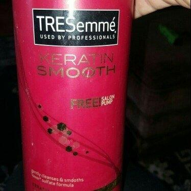 TRESemmé Keratin Smooth Salon Pump Shampoo  uploaded by Julie H.