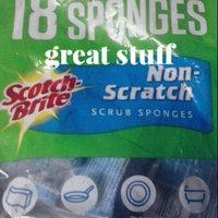 Scotch-Brite Non-Scratch Scrub Sponges - 18 Pack uploaded by Aubrey F.