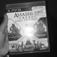 UbiSoft Assassin's Creed Ezio Trilogy uploaded by Zuleika I.