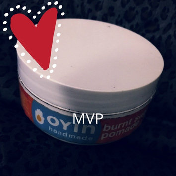 Photo of Oyin Handmade Oyin Burnt Sugar Hair Pomade - 4 oz uploaded by Audrey C.