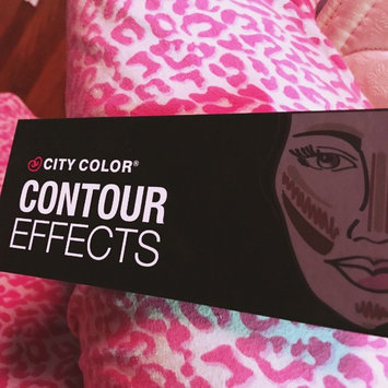 City Color Cosmetics Contour Effects Palette uploaded by Mariah J.