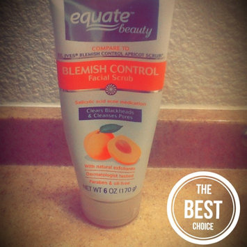 Equate Beauty Blemish Control Apricot Scrub, 6 oz uploaded by Orialis E.