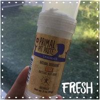 Primal Pit Paste Natural Deodorant Stick Lavender uploaded by Mackenzie B.