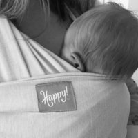 Happy Wrap Organic Baby Carrier uploaded by Cera H.