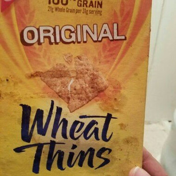 Photo of Nabisco Wheat Thins Original Crackers uploaded by Brooklyn D.