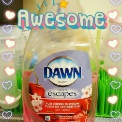 Dawn Ultra Fuji Cherry Blossom Dishwashing Liquid uploaded by Shana E.