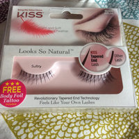 Kiss Looks So Natural Eyelashes, 60486 Sultry, 1 pr uploaded by Frances M.