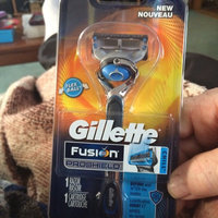 Gillette Fusion Proshield Chill Men's Razor with Flexball Handle and Razor Blade Refills uploaded by Mark C.
